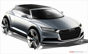 AUDI CROSSLANE COUPE CONCEPT REVIEW