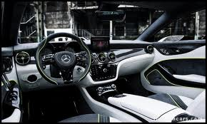 Mercedes Concept Style Coupé Interior