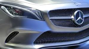 Mercedes Concept Style Coupé Lip