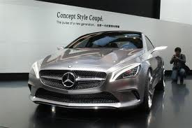 Mercedes Concept Style Coupé1