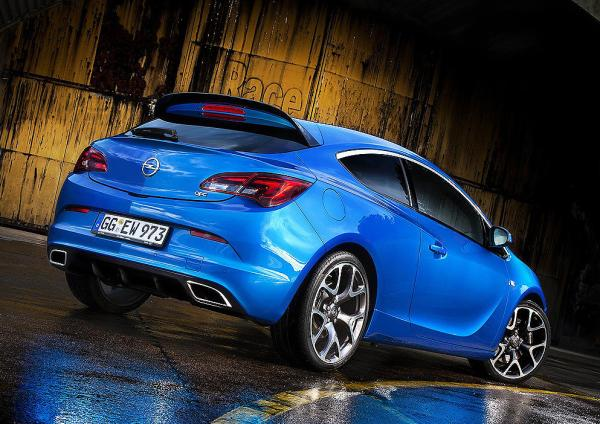 Opel's Most Powerful Astra Ever Debuts In South Africa