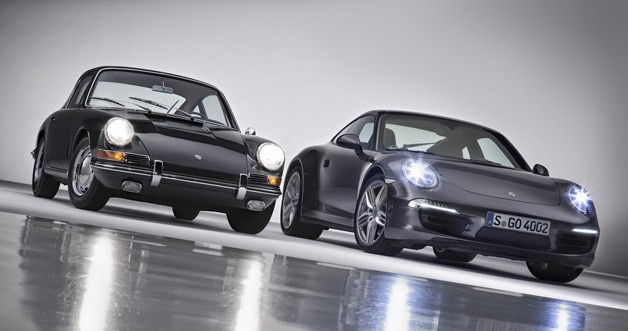 Porsche Celebrates Golden Jubilee of its Iconic 911 Sports Car