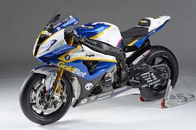 BMW Motorrad GoldBet Shows 2013 SBK S1000RR