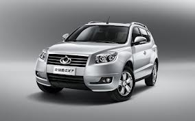 Geely GX 7 now even more functional