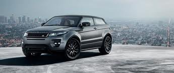 RANGE ROVER EVOQUE IS PEOPLE'S CHOICE