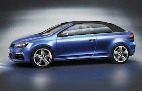 New Volkswagen Golf R Cabriolet