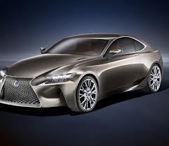2013 Lexus IS to be unveiled at Detroit motor show