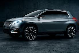 Peugeot to Release 2008 Crossover
