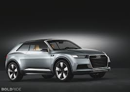 AUDI CROSSLANE COUPE
