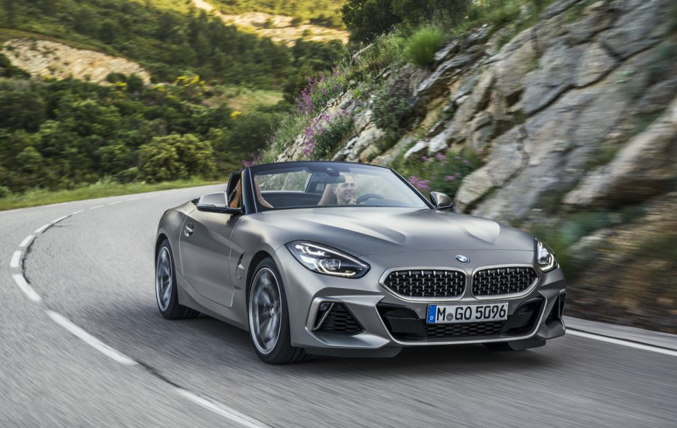 New 2019 Bmw Z4 Uncovered Full Subtle Elements And Pics моржи клуб